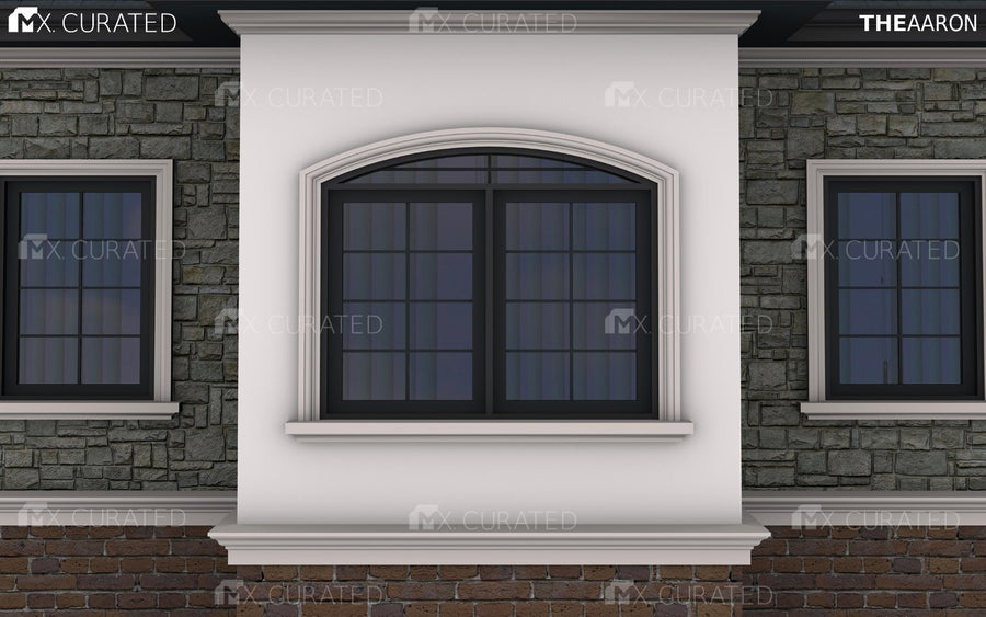 THE AARON - WINDOW & DOOR TRIM (3