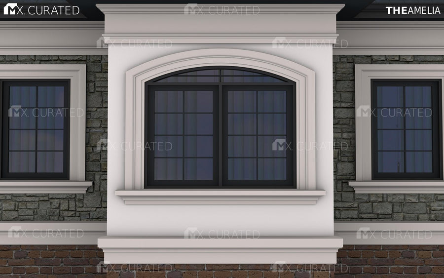 THE AMELIA - WINDOW & DOOR TRIM (6