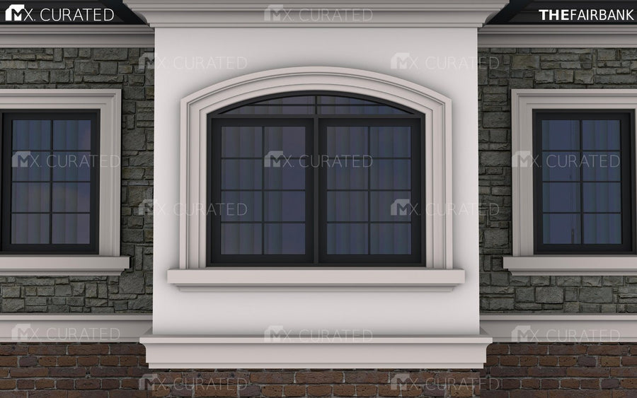 THE FAIRBANK - WINDOW & DOOR TRIM (5-3/4
