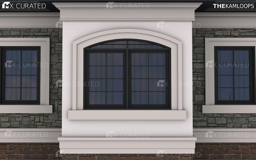 THE TESSA - EXTERIOR WINDOW SILL (6