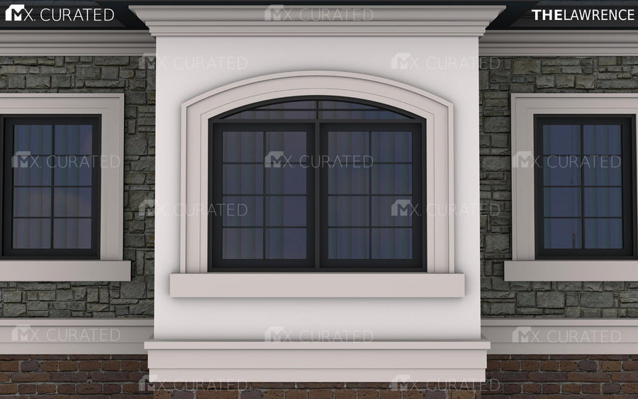 THE LAWRENCE - WINDOW & DOOR TRIM (6