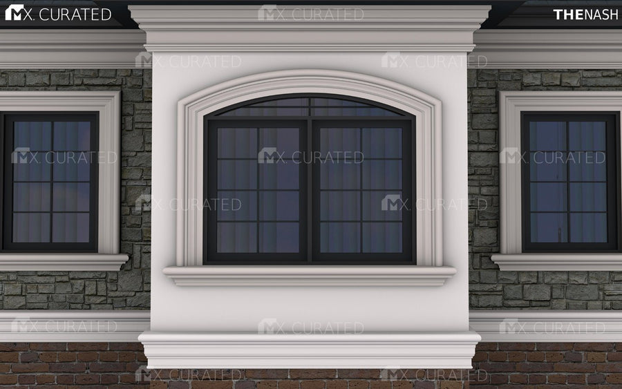 THE NASH - WINDOW & DOOR TRIM (6