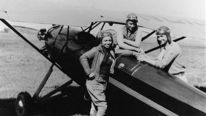Women who Rock!: Three Famous Female Aviators You Should Know