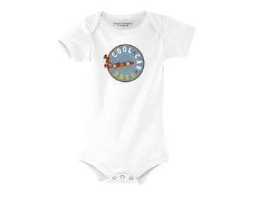 Cool Car Gang Baby Onesie