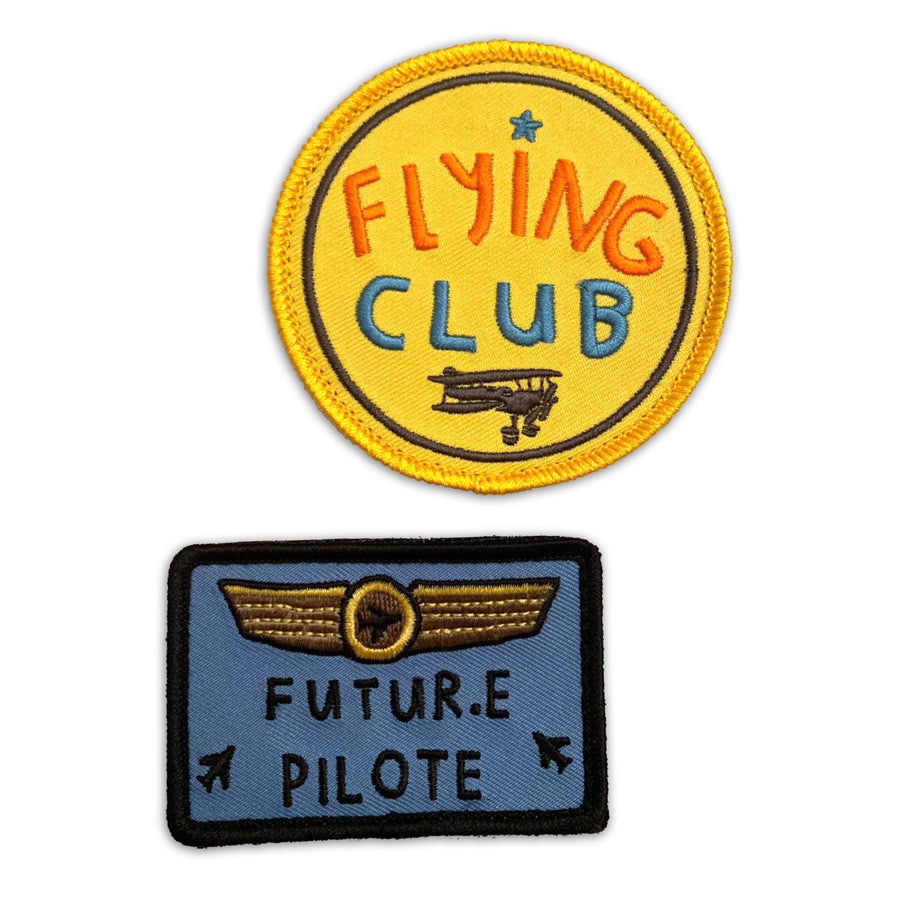 Future Pilot's Patch Pack