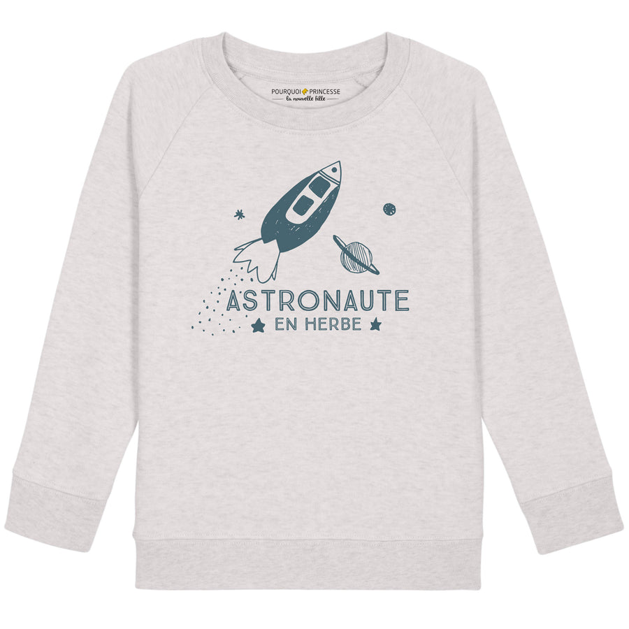 Astronaut in Training Sweatshirt