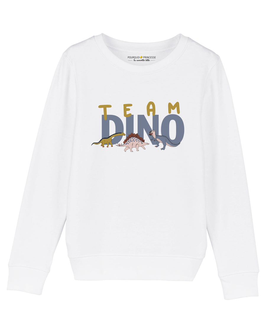 Team Dino Sweatshirt