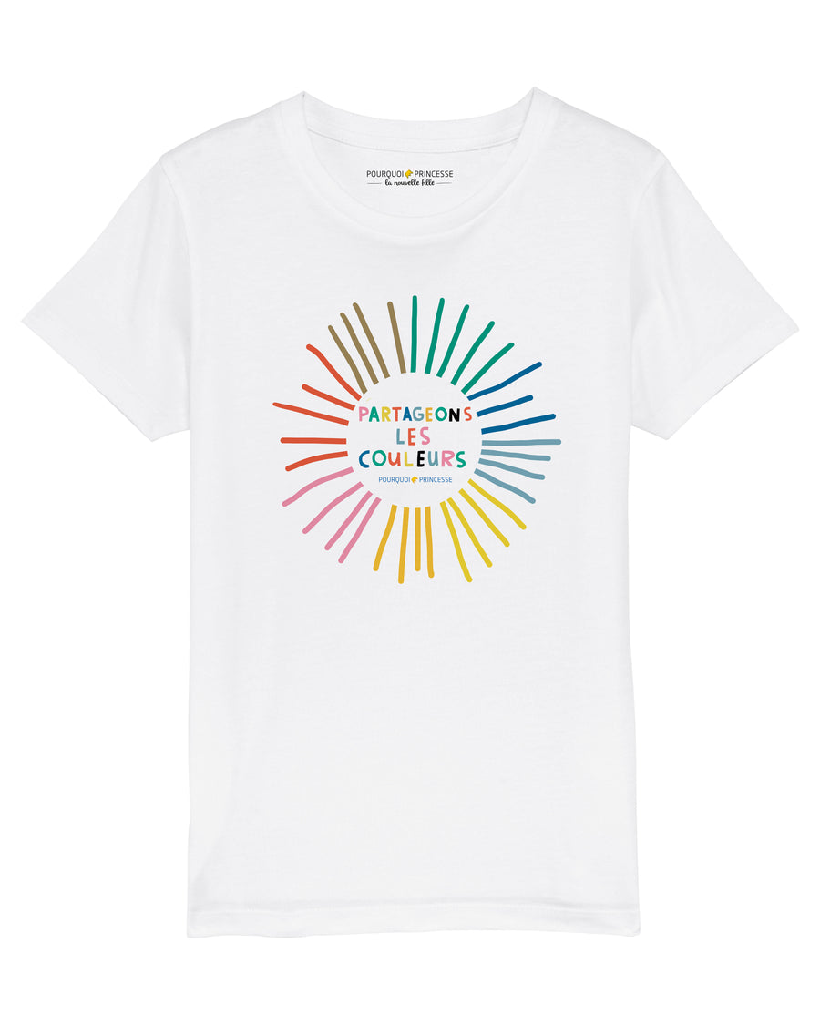 Share the Colors T-Shirt