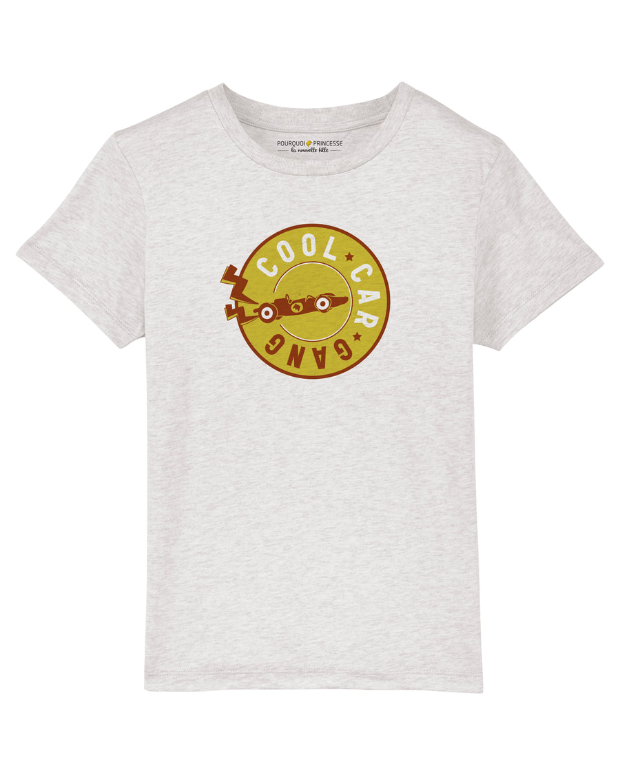 Cool Car Gang T-shirt