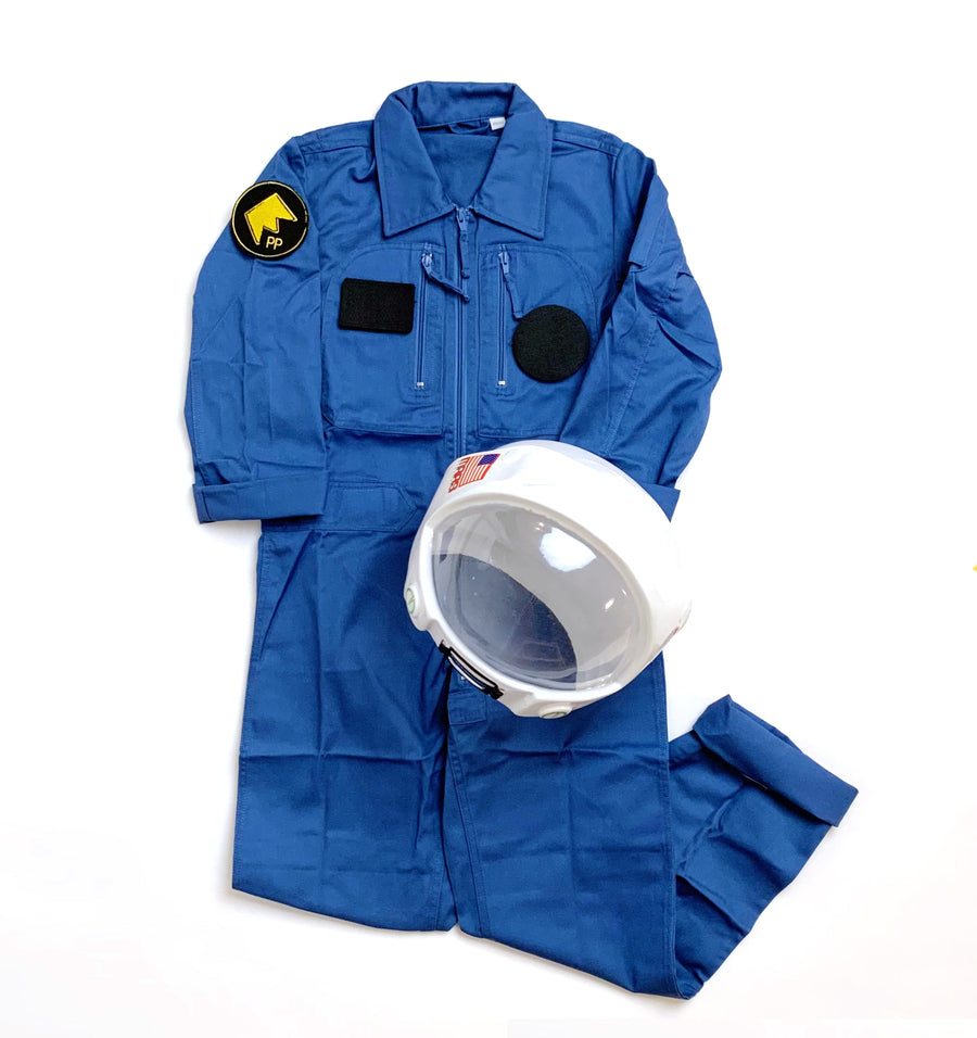 Future Astronaut's Space Suit