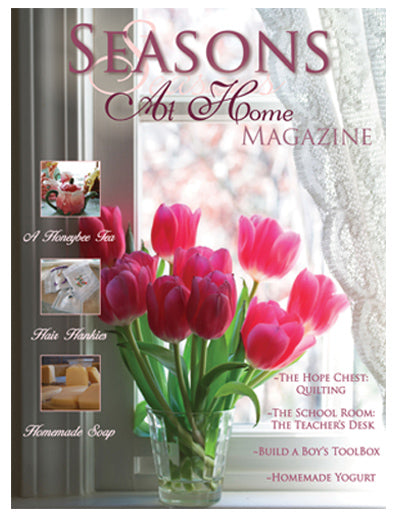 Seasons at Home Magazine - Spring Season 2