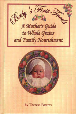 Baby's First Foods - Guide to Family Nourishment