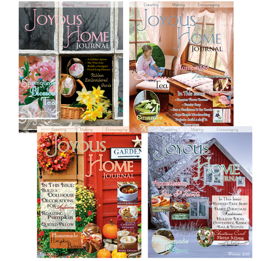 Joyous Home Journals (SET)