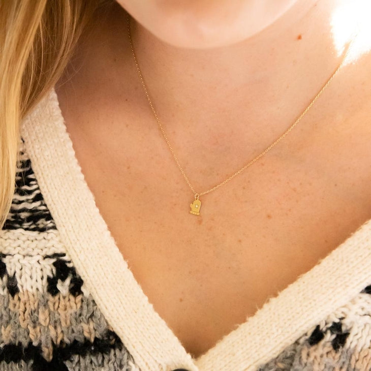 Mitten Necklace | 2 options