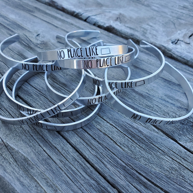ND/MN Bracelets | 3 different sayings