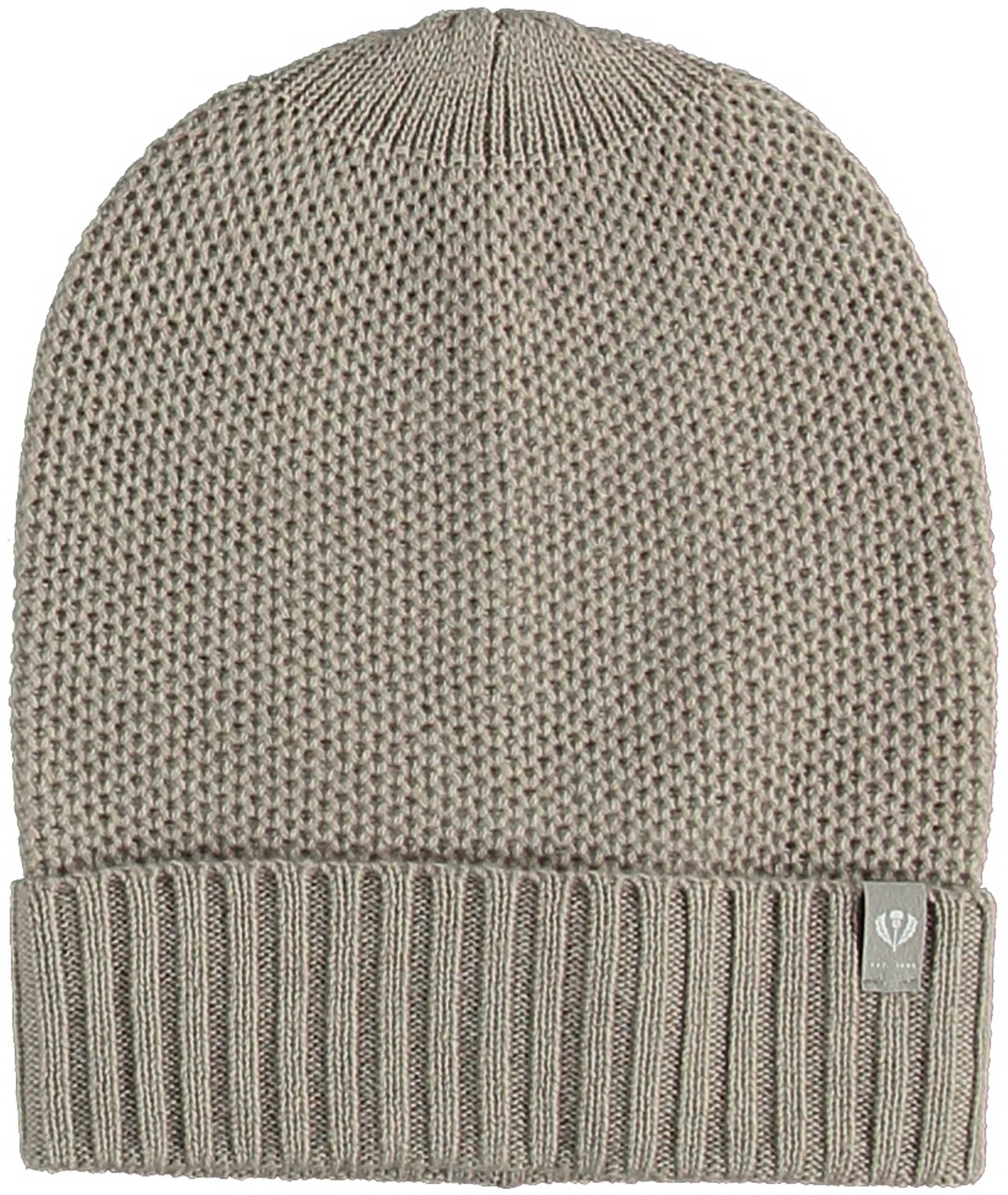 Signature Texture Knit Cashmere Wool Hat