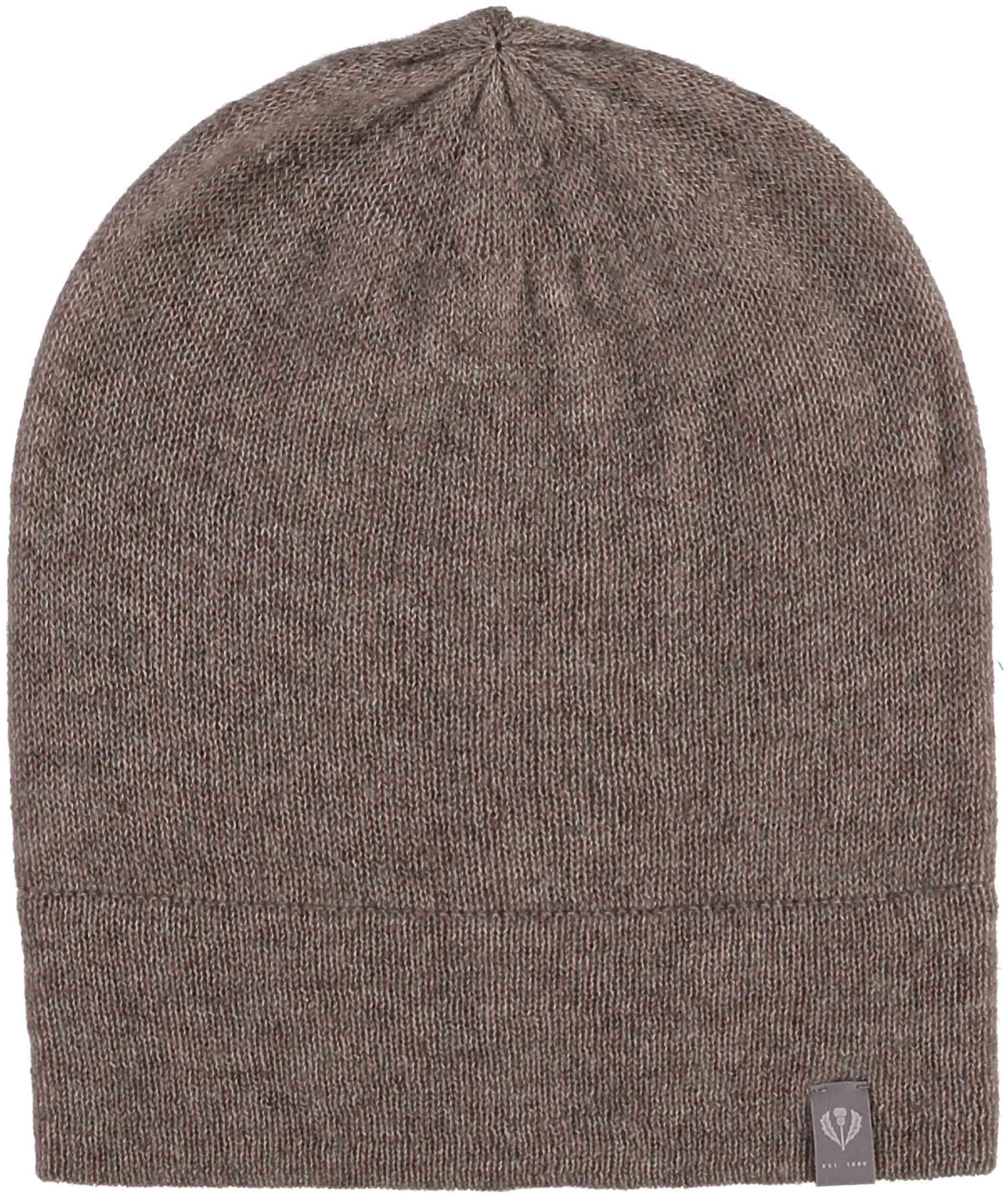 Signature Jersey Knit Cashmere Slouch Hat