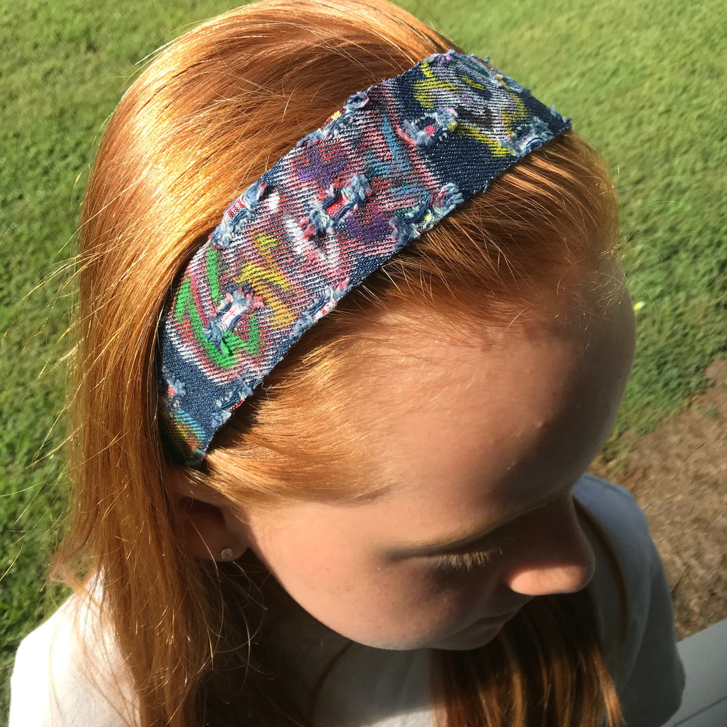 Graffiti Love Headband