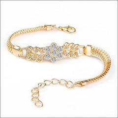 Crystal Bracelets Various Colors Round Pattern Rhinestone. - Ch2869