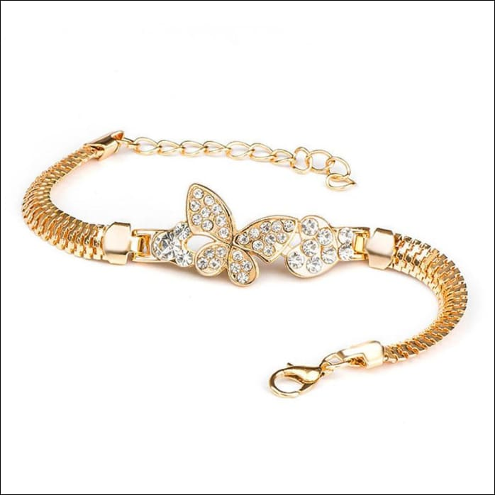Crystal Bracelets Various Colors Round Pattern Rhinestone.