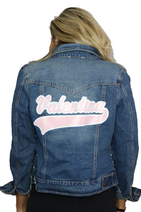Custom Boyfriend Fit Jean Jacket