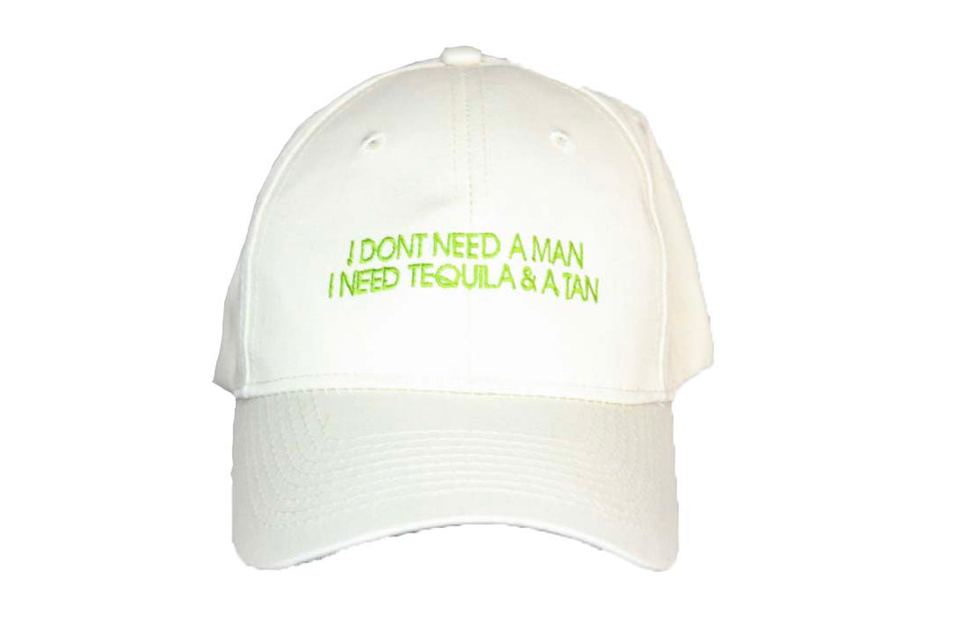 I DONT NEED A MAN
