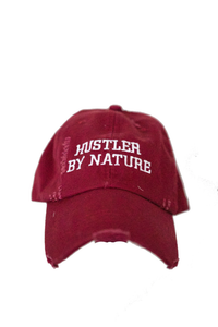 HUSTLER BY NATURE
