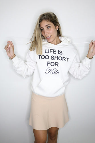 Life Is Too Short For Kale Sweater