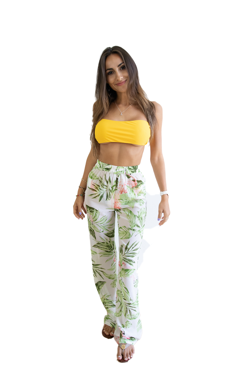Tropical Trouser