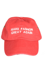 Load image into Gallery viewer, MAKE FASHION GREAT AGAIN