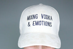 MIXING VODKA & EMOTIONS