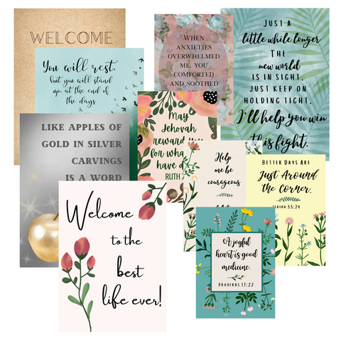 Multi-Occasion Variety Card Pack #1