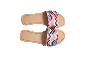 Multicolor Geometric Sliders