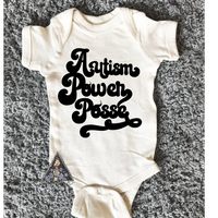 Autism Power Posse Bodysuit