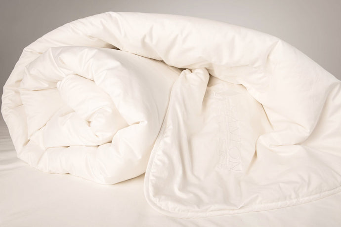 Australian Wool & Silk Filled Duvet - Queen Size