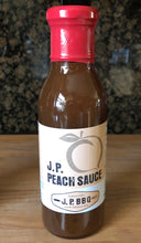Load image into Gallery viewer, J.P. Peach Sauce