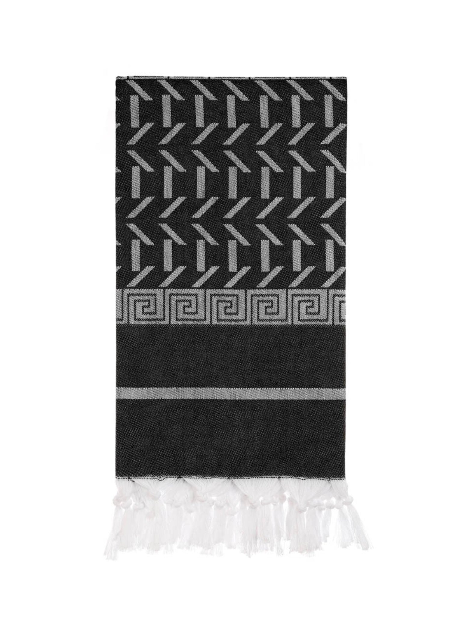 HERCULES TURKISH TOWEL BLACK
