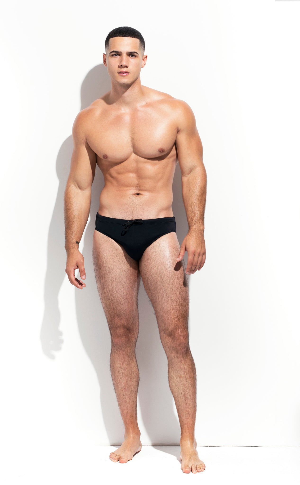 CLASSIC CUT SWIM LOGO BRIEF
