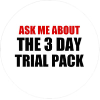 Badge - 3 Day Trial Pack