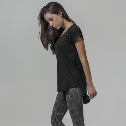 Women's Long Slub Tee