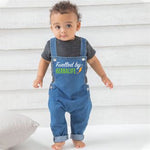Baby Rocks Denim Dungarees (Fuelled by Herbalife)