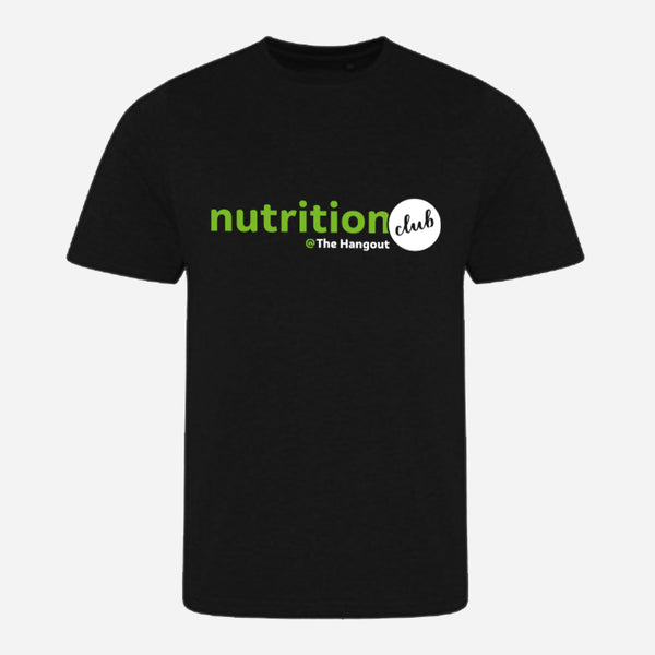 Triblend T - Black, White, Bottle Green (Nutrition club - Personalised)