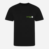 Triblend T Black, White, Bottle Green (Nutrition club)