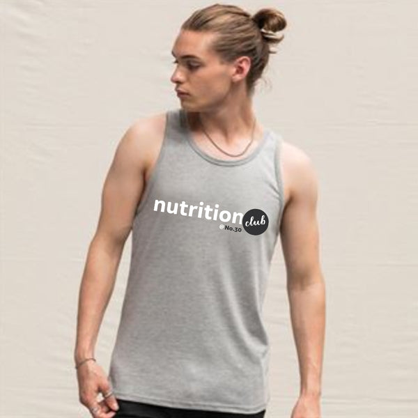 Triblend Vest (Nutrition club - Personalised)