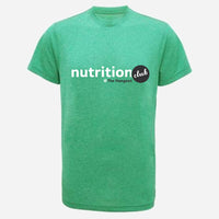 TriDri® Performance T-Shirt - Bright Kelly, Pink Melange, Lightening Yellow (Nutrition club - Personalised)
