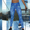 Women's TriDri® performance crossline leggings full-length