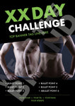 A6 - 'Fit Couple' Challenge Flyer