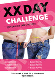 A6 - 'Couple' Challenge Flyer