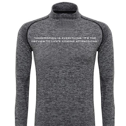 H24 Athlete: TriDri® Seamless '3D Fit' Multi-Sport Performance Zip Top (Printed Both Sides)