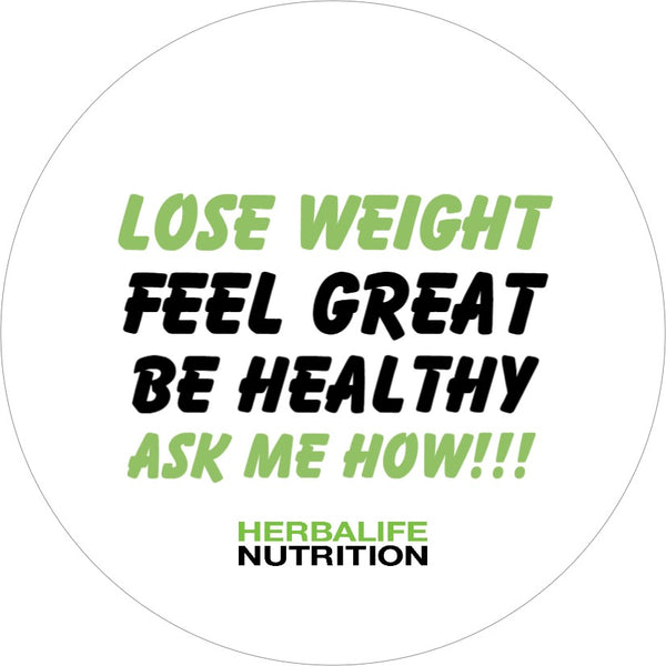 NEW - LOSE WEIGHT FEEL GREAT